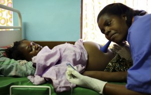 Maternal health Malawi